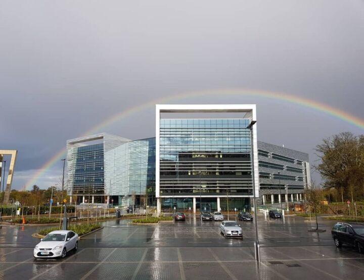 Microsoft Azure Rechenzentrum Dublin