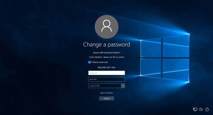 Smart Card Middleware Microsoft Bildfolge Nr. 2