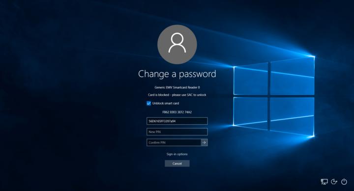 Smart Card Middleware Microsoft Bildfolge Nr. 4