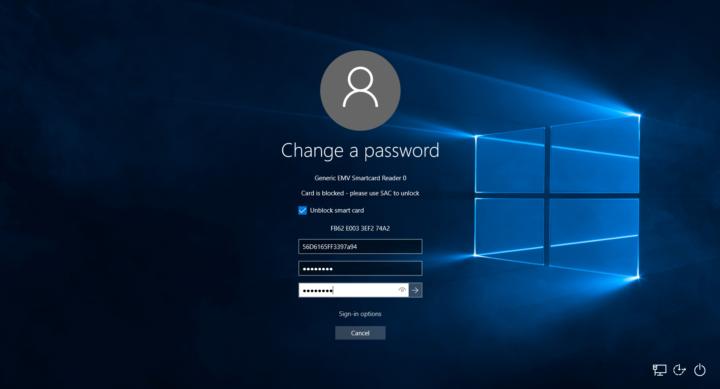 Smart Card Middleware Microsoft Bildfolge Nr. 5