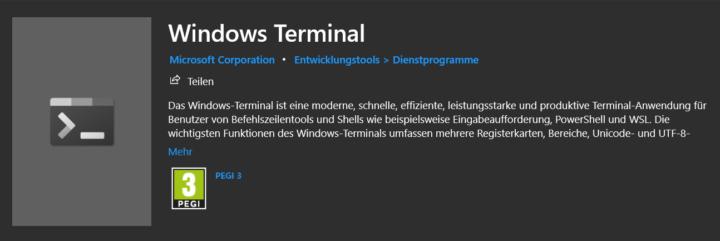 windowsterminal